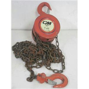 Columbus McKinnon Corp. Series 622 Hand Chain Hoist (1 Ton)