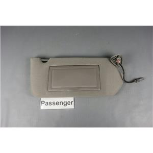 2000-2005 Chevy Impala Passenger's Side Sun Visor w/ Mirror & Extension Panel