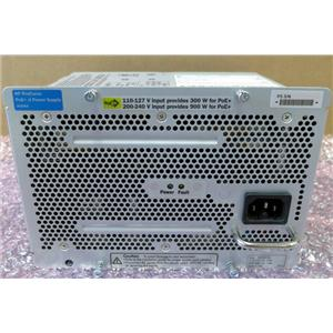 HP ProCurve J9306A 1500W PoE+ 5400/8200 zl Switch AC Power Supply 110-240V Refrb