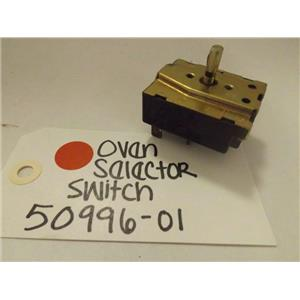 KENMORE FRIGIDAIRE STOVE 50996-01 OVEN SELECTOR SWITCH NEW