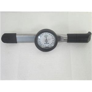 """Tonichi 450DB3-N(-S) Dial Indicating Torque Wrench, 3/8"""" (9.5mm) Square Drive"""