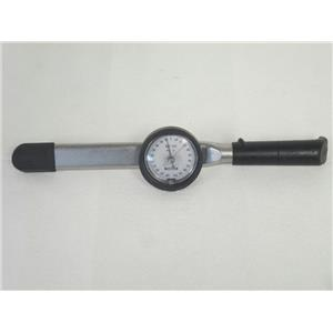 """Tonichi 900DB3-N(-S) Dial Indicating Torque Wrench, 1/2"""" (12.7mm) Square Drive"""