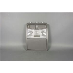 2008 Toyota Avalon Overhead Console w/ Sunroof Switch & Storage