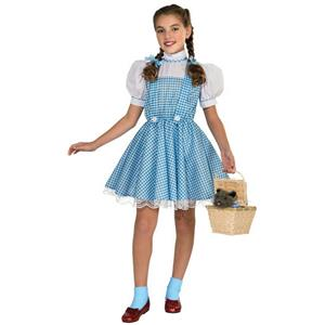 Rubie's Girl's Wizard of Oz Child's Deluxe Dorothy Costume Small 4-6