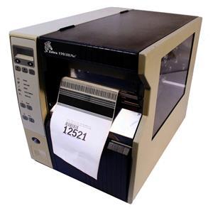 Zebra 170Xi-III Plus 170-701-00000 Thermal Barcode Label Printer USB 300dpi