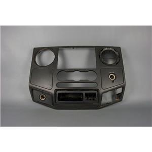 2008-2010 Ford F250 F350 Radio Climate Dash Trim Bezel Vent, 12v Outlet