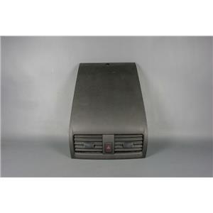 2003-2007 Honda Accord Vent Dash Trim Bezel w/ Hazard Switch & Vents