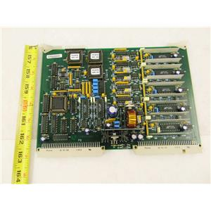 Used: BD5 ACL8000 Motor Control Board  Removed From ACL Elite Lab Analyzer