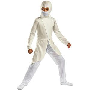 Disguise Boy's G.I. Joe Storm Shadow Ninja Classic Costume Child Small 4-6