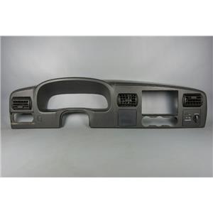 2005-2007 Ford F250 F350 Dash Trim Bezel for Manual Climate w/ Vents & 12V