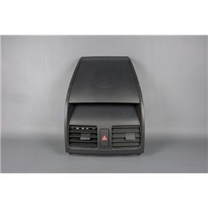 2007-2009 Suzuki SX4 Dash Vent Trim Bezel w/ Vents & Hazard Switch