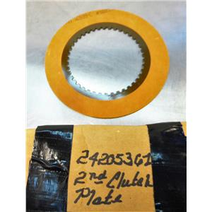 GM ACDelco Original 24205361 2ND Clutch Plate Fiber General Motors Genuine OEM