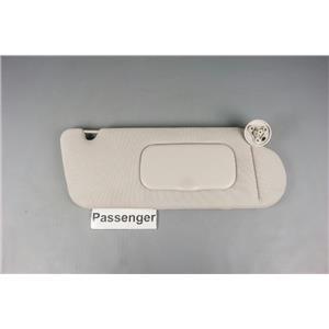 02-07 Buick Rendezvous 01-05 Pontiac Aztak Passenger Right Side Sun Visor Mirror