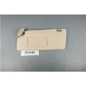 2000-2007 Ford Focus Driver Side Sun Visor w/ Covered Mirror