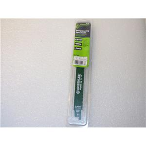 """Greenlee 353-804 10/14 TPI Straight Reciprocating Saw Blade Metal  1/2"""" - 8"""" 2pc"""