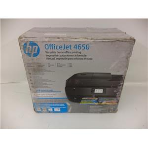 HP F1J03A#B1H OfficeJet 4650 Wireless AIO Photo Printer w/Mobile Printing