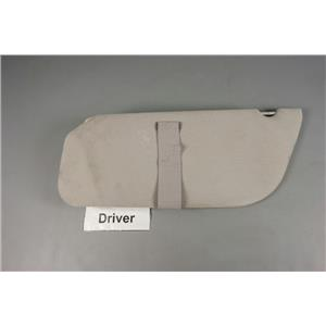 Ford F250 F350 Driver Side Sun Visor with Strap 2002-2007