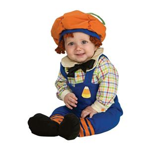 Rubies Costume Boys Yarn Babies Ragamuffin Boy Toddler Costume 2-4