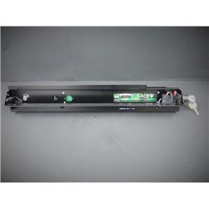 Used: Lock Handle #15007885 with PC Board (Keys Included) for Illumina HiSeq 2000