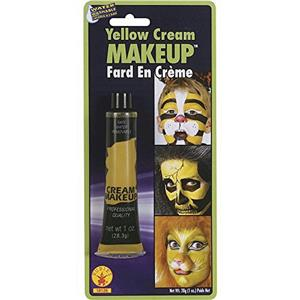 Yellow Cream Makeup Tube 1oz
