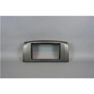 2013-2014 Nissan Sentra Radio Dash Trim Bezel Plate for Navigation