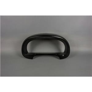 2007 2008 2009 2010 Hyundai Elantra Speedometer Cluster Dash Bezel Color Black