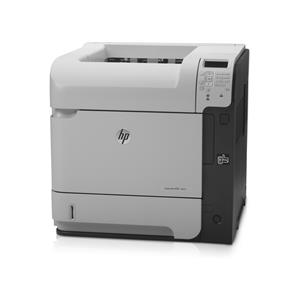 HP LASERJET 600 M602N LASER PRINTER WARRANTY REFURBISHED CE991A WITH NEW TONER