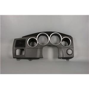 2006-2007 Dodge Charger Magnum Speedometer Cluster Dash Bezel w/ Vent