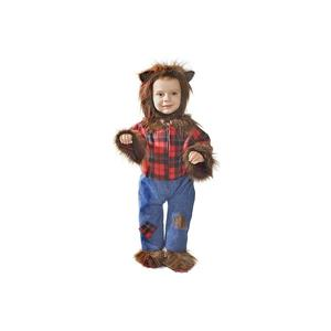 Baby Wolfman Infant Costume Size 0-6 Months