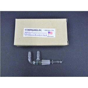 New: Chemglass GSK-0201-300H Micro Cold Finger Condenser 14/20 Bottom Joint