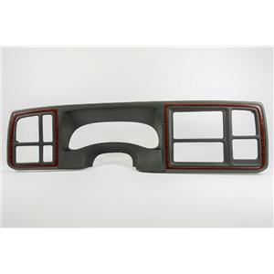 2003-2006 Cadillac Escalade SUV, ESV, and EXT Dash Trim Bezel for Double DIN