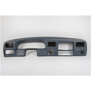 1999-2004 Ford F250 F350 Dash Trim Bezel w/ Vents 12V & Passenger Airbag Switch