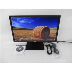 """Dell E2417H 24"""" 16:9 IPS Monitor 1920 x 1080 w/WARRANTY"""