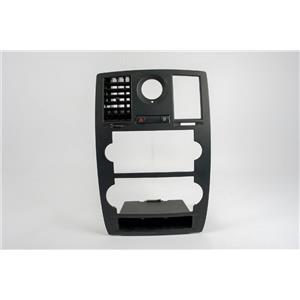 2005-2007 Chrysler 300 Radio Climate Dash Trim Bezel w/ Traction Control Switch