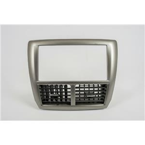 2008-2011 Subaru Impreza Radio Dash Trim Bezel with Vents