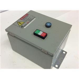 Eec Controls Tecx18 C 3r 18a Kss 3 Start Stop Motor