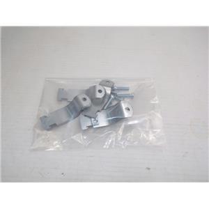 """Cooper B-Line B2013ZN(2) Rigid Strut Strap 2"""" Steel Zinc Plated Pack  5 pair"""