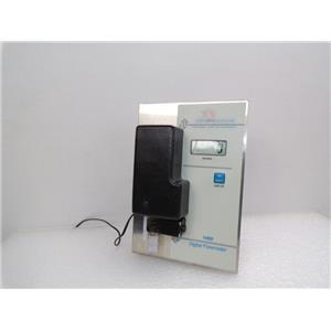 Humonics Model 1000 Digital Liquid Flowmeter #004677
