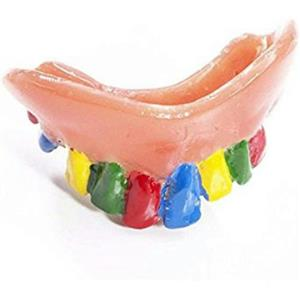 Forum Novelties 60182 Evil Clown Teeth