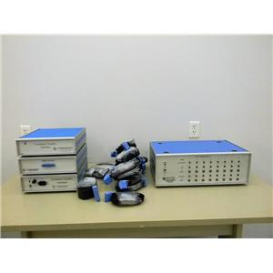 Used: Columbus Instruments Opto-Varimex Mini-8 Animal Activity Meter System IR