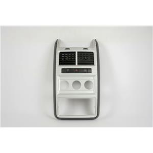 2009 2010 Dodge Journey Radio Climate Dash Trim Bezel with Power Inverter Switch