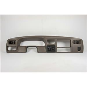 1999-2004 Ford 250 F350 Pickup Truck Dash Trim Bezel w/ 4WD Switch & Park Assist
