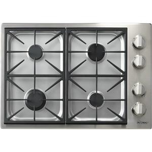 Dacor Discovery DYCT304G 30 Inch 18,000 BTU 4 Sealed Burners Gas Cooktop