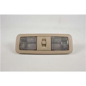 2005-2008 Nissan Xterra Frontier Overhead Console w/ Map lights & Light Switch