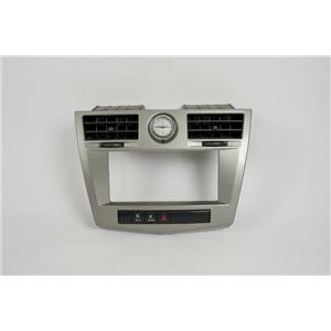 2007-2010 Chrysler Sebring Radio Climate Combo Trim Bezel  Step Reset Button