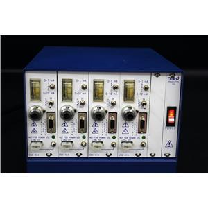 Med Associates SG-6080C Tabletop Cabinet Power Supply Scrambler Modules ENV-414