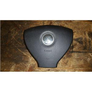 2006 Volkswagen Jetta air bag without stereo controls.