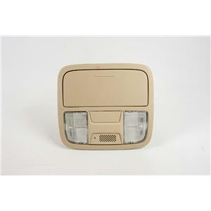 2007-2012 Honda CR-V Overhead Console with Map Lights, Storage and Safety Mirror