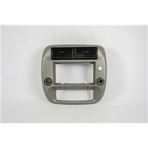 1995-2011 Ford Ranger Radio Climate Dash Trim Bezel w/ 12V Outlets