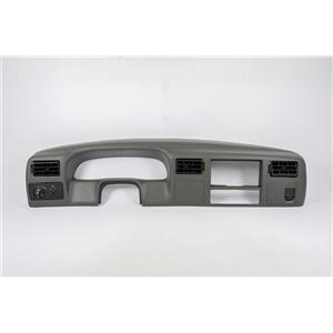 1999-2004 Ford F250 Dash Trim Bezel with Head Light  & Dimmer Switches